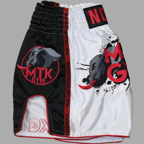 MTK short-white