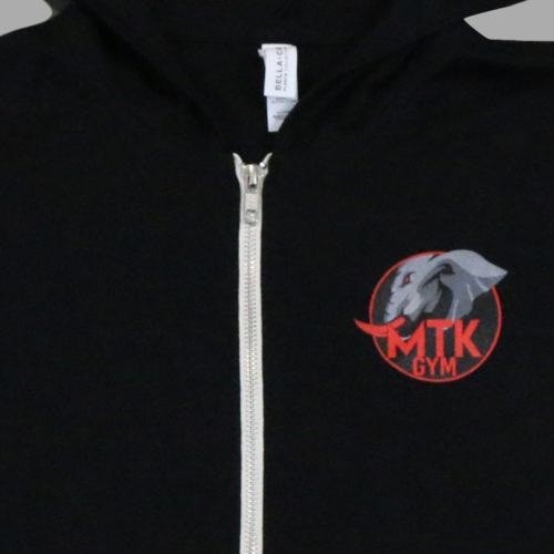 MTK Hoodie-Black